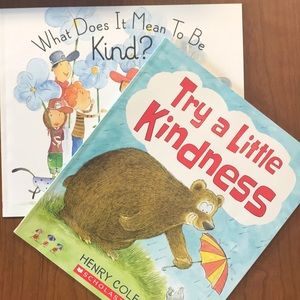 Children's Books (Bundle of 2) Kindness